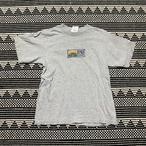 Adidas Vintage 90s Youth Soccer Graphic Shirt